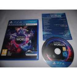 Jeu Playstation 4 - Playstation VR Worlds - PS4