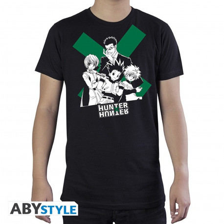 T-Shirt - Hunter X Hunter - Groupe - ABYstyle