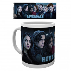 Mug / Tasse - Riverdale - Casting - GB eye