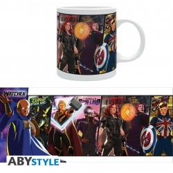 Mug / Tasse - Marvel - What if - 320 ml - ABYstyle