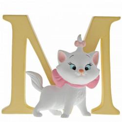 Figurine - Disney - Enchanting Collection - Alphabet M Marie - Enesco