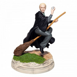 Figurine - Harry Potter - Draco Malfoy Quidditch - Enesco