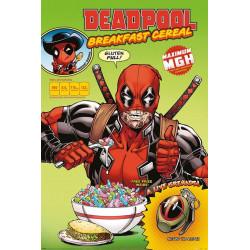 Poster - Marvel - Deadpool - Cereal - 61 x 91 cm - Pyramid International