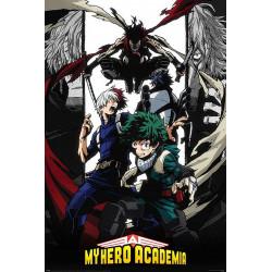 Poster - My Hero Academia - Hero Killer Stain - 61 x 91 cm - Pyramid International