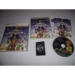 Jeu Playstation 3 - Kingdom Hearts HD II.5 Remix - PS3