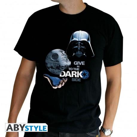 T-Shirt - Star Wars - Dark Side Darth Vader - ABYstyle