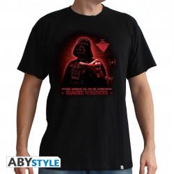 T-Shirt - Star Wars - Dark Vador - Foi - ABYstyle
