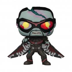 Figurine - Pop! Marvel - What If...? - Zombie Falcon - N° 942 - Funko