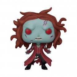 Figurine - Pop! Marvel - What If...? - Zombie Scarlet Witch - N° 943 - Funko