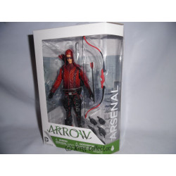 Figurine - Arrow - Arsenal - 17 cm - DC Collectibles