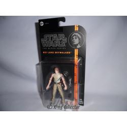 Figurine - Star Wars - Black Series 2014 Wave 1 - Luke Skywalker - Hasbro