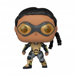 Figurine - Pop! Heroes - Black Lightning - Thunder - N° 428 - Funko