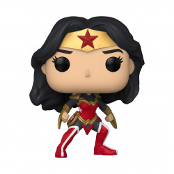 Figurine - Pop! Heroes - Wonder Woman - 80th A Twist of Fate - N° 406 - Funko