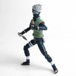 Figurine - Naruto Shippuden - BST AXN - Kakashi 5'' - The Loyal Subjects