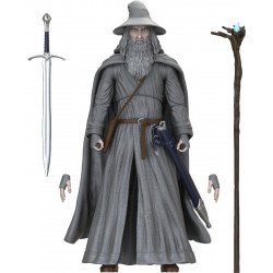 Figurine - Lord of the Rings - BST AXN - Gandalf 5'' - The Loyal Subjects