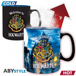 Mug / Tasse - Harry Potter - Thermique - Lettre - 460 ml - ABYstyle