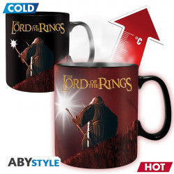 Mug / Tasse - Lord of the Rings - Thermique - Vous ne passerez pas - 460 ml - ABYstyle