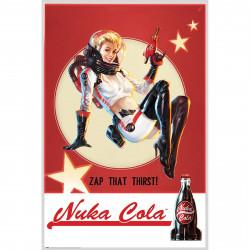 Poster - Fallout - Nuka Cola - 91 x 61 cm - GB Eye