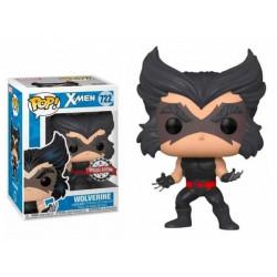 Figurine - Pop! Marvel - X-Men - Wolverine - N° 722 - Funko