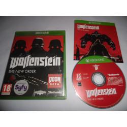 Jeu Xbox One - Wolfenstein The New Order