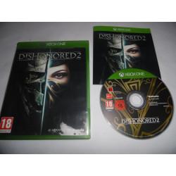 Jeu Xbox One - Dishonored 2