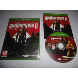 Jeu Xbox One - Wolfenstein II The New Colossus