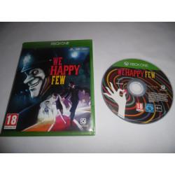 Jeu Xbox One - We Happy Few