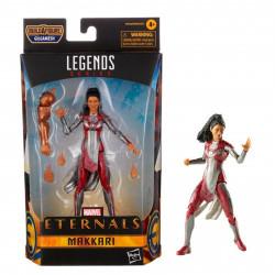 Figurine - Marvel Legends - Eternals - Makkari - Hasbro