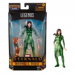 Figurine - Marvel Legends - Eternals - Sersi - Hasbro