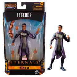 Figurine - Marvel Legends - Eternals - Kingo - Hasbro