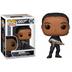 Figurine - Pop! Movies - James Bond - Nomi No Time to Die - N°1012 - Funko