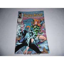 Comic - Divine Right - n° 3 - Lug / Semic - VF