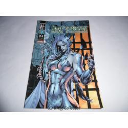 Comic - Divine Right - n° 4 - Lug / Semic - VF