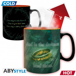Mug / Tasse - Lord of the Rings - Thermique - Sauron - 460 ml - ABYstyle