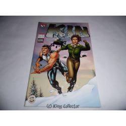 Comic - Kin - n° 2 - Lug / Semic - VF