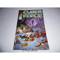 Comic - Cyber Force - n° 10 - Lug / Semic - VF