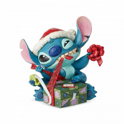 Figurine - Disney - Traditions - Santa Stitch - Enesco