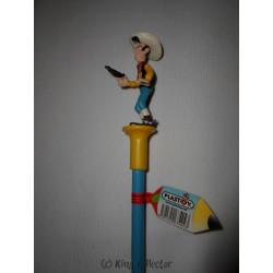 Crayon - Lucky Luke - Luke dégaine - Plastoy