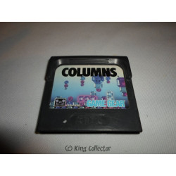Jeu Game Gear - Columns - SEGA