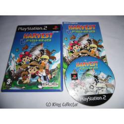 Jeu Playstation 2 - Harvest Fishing - PS2