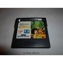 Jeu Game Gear - Le livre de la jungle
