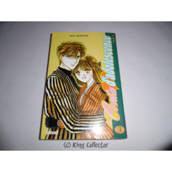 Manga - Contes d'Adolescence cycle 2 - Volume n° 3 - Yu Watase - Glénat