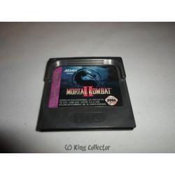 Jeu Game Gear - Mortal Kombat II