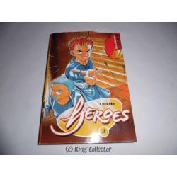 Manga - Heroes - Volume n° 2 - Choi Mir