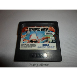 Jeu Game Gear - Olympic Gold