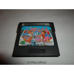 Jeu Game Gear - Sega Game Pack 4in1