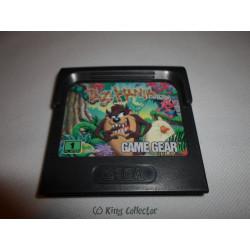 Jeu Game Gear - Taz-Mania
