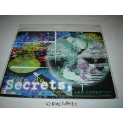 Tapis de souris - Les Experts - No Secrets - ABYstyle