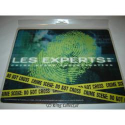 Tapis de souris - Les Experts - Empreinte - ABYstyle