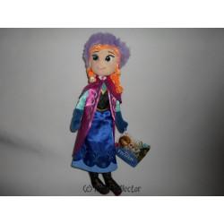 Peluche - La Reine des Neiges - Anna - 25 cm